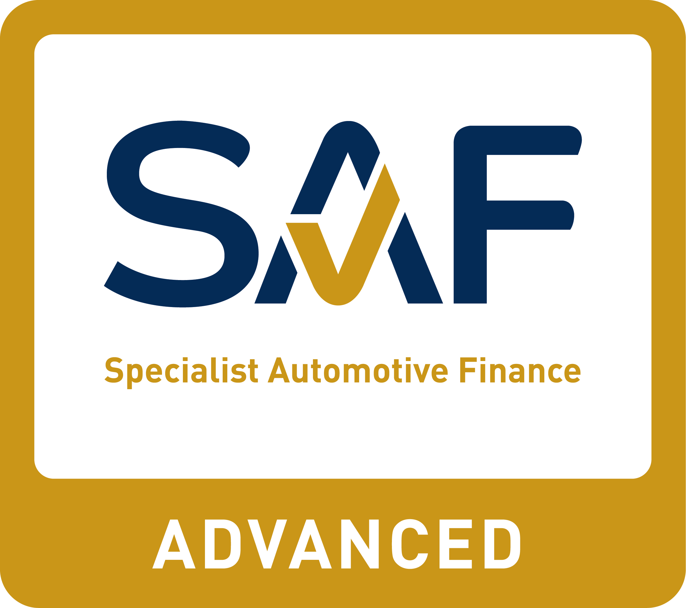 SAF Advanced Logo