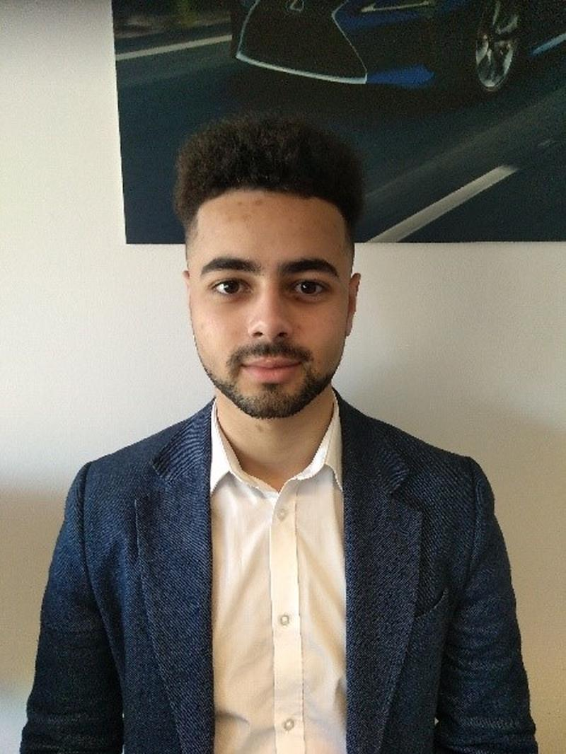Meet Joe Brighten - motor finance specialist apprentice
